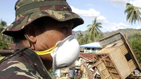 Philippine Typhoon Bopha death toll passes 300