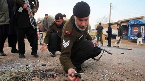 Police, FC reinforced in Peshawar suburbs against terror attacks