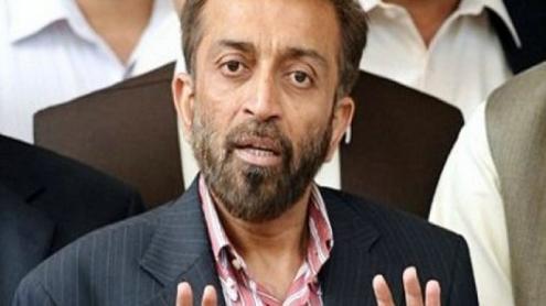 Secretary ECP biased, should be removed: Farooq Sattar
