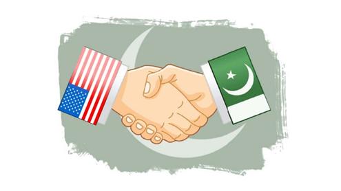 Senior US diplomat in Pakistan for talks