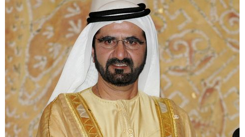 Sheikh Mohammad arrives in Sindh