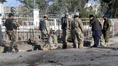 Taliban storm NATO base, 14 dead