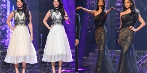 Tulisa loses fashion battle to flawless Nicole Scherzinger on The X Factor