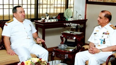 Turkish Coast Guard team arrives on 4-day visit to Pakistan