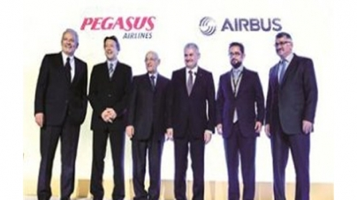 Turkish airline buys up to 100 Airbus jets for $12 billion