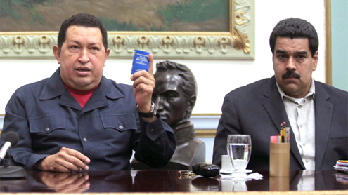 Venezuela VP: Chavez suffers 'new complications'