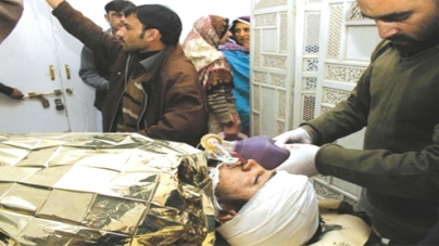 Virulent attacks cripple Unicef, WHO polio drive