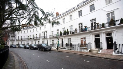 Welcome to Britain's most expensive street