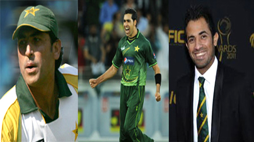 Younus Khan, Umar Gul and Wahab Riaz back in ODI squad