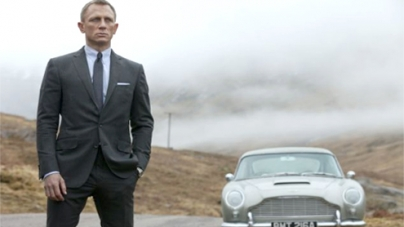 £100million Movie Skyfall Contains 35 Errors