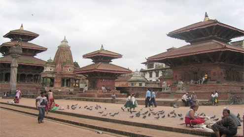 48 hours in Nepal's capital