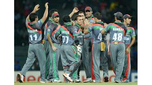 Afghanistan cricketers look to Pakistan for growth