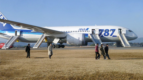 After another emergency, more trouble for 787 jet