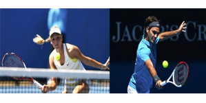 Azarenka, Federer and Murray through to second round
