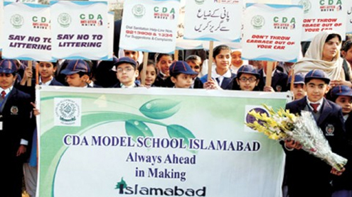 CDA starts anti-litter campaign to clean city
