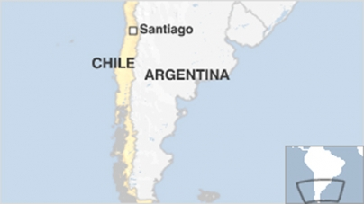 Chile water shortage hits Santiago from Maipo river