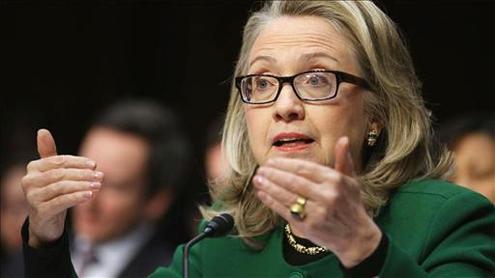 Clinton defends handling of Benghazi attack