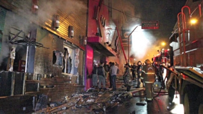 Deadly fire weighs heavy in Brazil; club owner attempts suicide