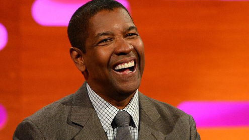 Denzel Washington reveals how he piled on the pounds for new movie Flight
