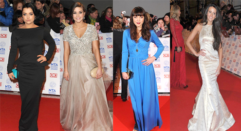 Eastenders Leading Ladies Style Beat Corrie At NTA