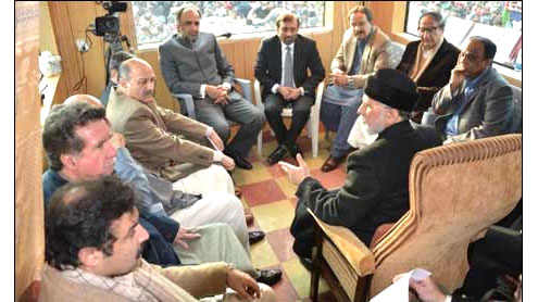 Govt-Qadri talks conclude successfully
