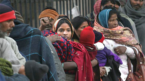India rolls out new welfare scheme for poor