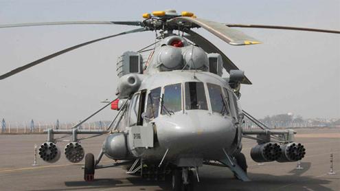India to deploy armed Mi-17 squadron near Pak border