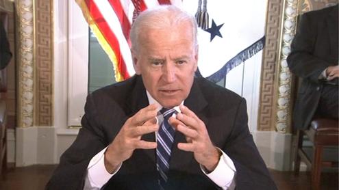 Joe Biden to make gun-control recommendations on Tuesday