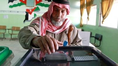 Jordanians vote in parliamentary polls