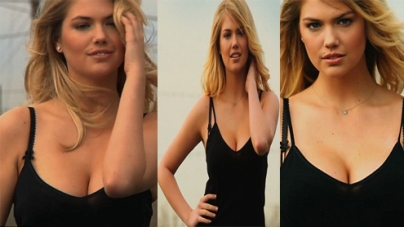 Kate Upton Does Not Strip Down For Car Washing Commercial