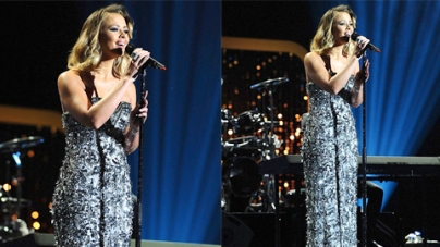 Kimberley Walsh Interprets Randy Crawford's Classic In First Live Performance