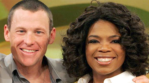 Lance Armstrong set for Oprah Winfrey interview