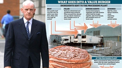 Larry Goodman Revealed Behind Horse Meat Supply In Supermarkets