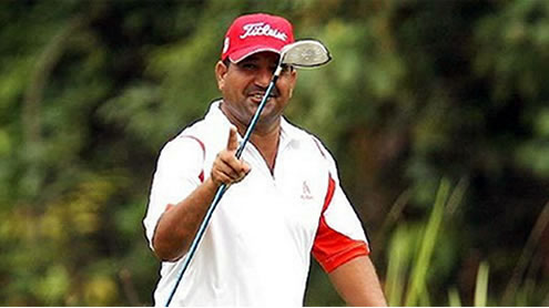 M.Munir of Pakistan secures the Asian Golf Tour slot