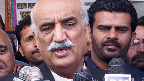 NA likely to be dissolved on March 13 or 14: Khursheed Shah