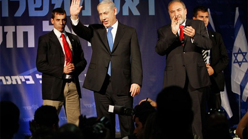Netanyahu claims victory in Israel polls