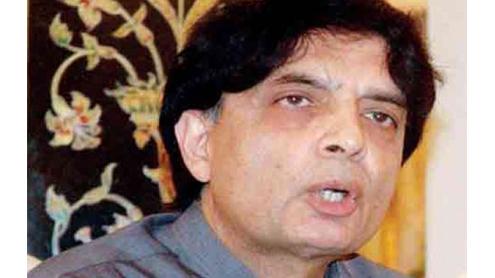 Nisar discusses polls, caretaker setup with Achakzai