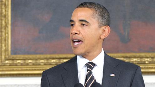 Obama's leadership failure