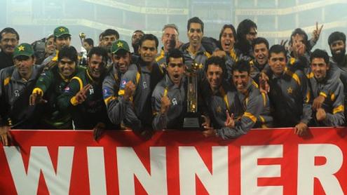 Pak batsmen gift India victory