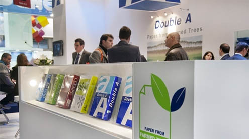 Pakistan takes part in Paper World Trade Fair
