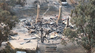 Police fear deaths in Australia wildfires