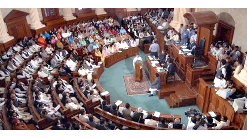 Punjab Assembly rejects PPP's one-province in South proposal
