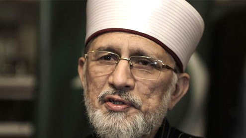 Qadri gives 'last deadline'; govt forms committee for talks
