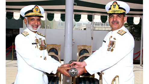 Rear Admiral Khan Hashim