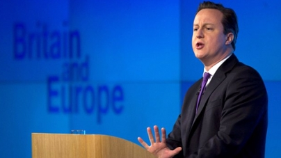 Record-Breaking 30million Britons Cheer For Cameron To Get Employed