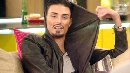 Rylan Clark Secretly Step Out Of Celebrity Big Brother House For X Factor Tour Rehearsals