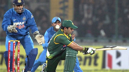 Shameful conduct of Pakistan batsmen in Delhi ODI