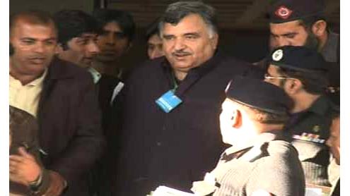 Sikandar Jatoi arrested from SC premises