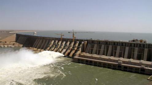 Sudan opens bigger dam