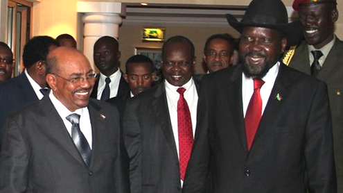 Sudanese leaders Bashir and Kiir to meet in Ethiopia
